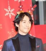 クリスマス特別イベントに出席したディーン・フジオカ (C)ORICON NewS inc.