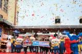 訪日外国人の年間入場者数が200万人を突破したユニバーサル・スタジオ・ジャパン (画像提供:ユニバーサル・スタジオ・ジャパン)