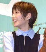 『チェイス 第1章』配信直前イベントに参加した本田翼 (C)ORICON NewS inc.