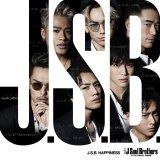 三代目 J Soul Brothersの通算6作目のシングル「J.S.B. HAPPINESS」が1位