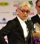 『第42回 報知映画賞』を授賞式に出席した坂本龍一 (C)ORICON NewS inc.