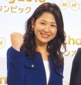 NHK平昌オリンピックのキャスターに決まった桑子真帆アナ (C)ORICON NewS inc.