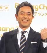 NHK平昌オリンピックのキャスターに決まった冨坂和男アナ (C)ORICON NewS inc.