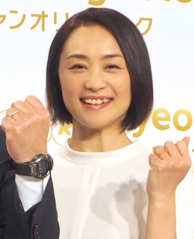 NHK平昌オリンピックのナビゲーターに決まった上村愛子氏 (C)ORICON NewS inc.