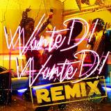 Mrs. GREEN APPLE「WanteD! WanteD!」(KERENMI Remix)ジャケット写真
