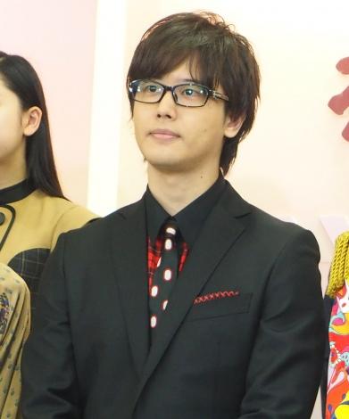 TBS『第59回輝く!日本レコード大賞』記者会見に出席した三浦祐太朗 (C)ORICON NewS inc.