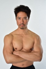 14年ぶりにTBS元日スポーツ特番に参戦するケイン・コスギ (C)TBS