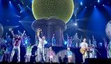 デビュー20周年第1弾「タッタ」を演奏予定(写真提供:テレビ朝日)