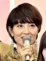 TBS『第59回輝く!日本レコード大賞』記者会見に出席した荻野目洋子(C)TBS