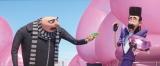 映画『怪盗グルーのミニオン大脱走』Blu-ray(発売中)悪党バルタザールとグルーの超絶アイデア満載の決闘シーンにワクワク (C)2016 Universal Studios. All Rights Reserved.wS inc.