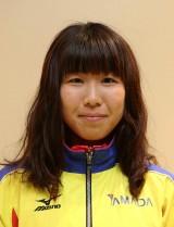 『第37回大阪国際女子マラソン』に出場する石井寿美(ヤマダ電機)