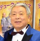 ラストコンサートの公演前囲み取材に出席したデューク・エイセス・槙野義孝 (C)ORICON NewS inc.