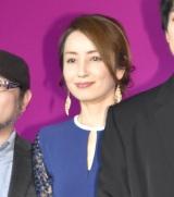 映画『不能犯』完成披露試写会に出席した矢田亜希子 (C)ORICON NewS inc.