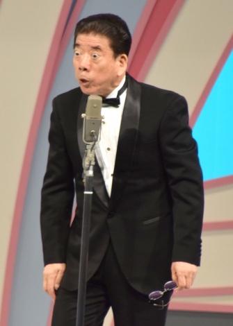『RE-OPEN』記念特別公演に出演した西川きよし (C)ORICON NewS inc.