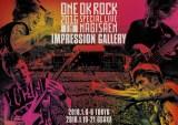 渚園ライブギャラリーを開催するONE OK ROCK