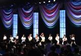 SUPER☆GiRLSのデビュー7周年記念ライブの模様 (C)ORICON NewS inc.