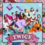 日本2ndシングル「Candy Pop」ONCE JAPAN盤