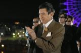 『人生逆転バトル カイジ』で利根川幸雄を演じる名高達男 (C)TBS