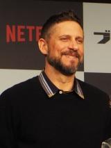 Netflixオリジナル映画『ブライト』来日記者会見に出席したデヴィッド・エアー監督 (C)ORICON NewS inc.