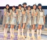 正式メンバー決定後初イベントを開催したラストアイドル (C)ORICON NewS inc.