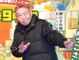 テレビ東京系新春ドラマ『三匹のおっさん スペシャル』に出演する泉谷しげる (C)ORICON NewS inc.