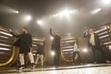 12月26日深夜(=27日午前)、NHK総合で全国放送『Uta-Tube 紅白初出場SP 〜三浦大知&SHISHAMO〜』三浦大知(C)NHK