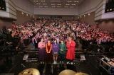 12月26日深夜(=27日午前)、NHK総合で全国放送『Uta-Tube 紅白初出場SP 〜三浦大知&SHISHAMO〜』SHISHAMO(C)NHK