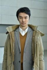 来年1月2日に放送されるTBS系ドラマスペシャル『都庁爆破!』(後9:00)主演の長谷川博己 (C)TBS