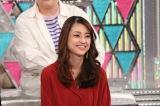 フジテレビ・関西テレビ系『ちょっとザワつくイメージ調査 もしかしてズレてる?』に出演する小沢真珠(C)関西テレビ