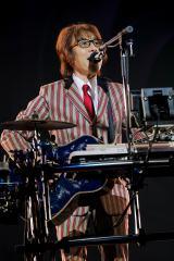 新曲「人間だから悲しいんだ」で16年ぶりにメインボーカルを取った坂崎幸之助 Photo by HAJIME KAMIIISAKA