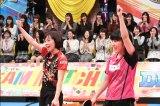 世界を驚かせ続ける最強の卓球娘、石川佳純(左)、平野美宇(右)が出演(C)テレビ朝日