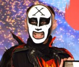 『「WE ARE X」'mas上映会』後のトークショーに出席した鉄拳 (C)ORICON NewS inc.