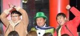 ロバート(左から)馬場裕之、秋山竜次、山本博(C)ORICON NewS inc.