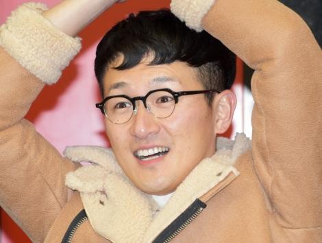 BSスカパー!の特番『NMB48のナイショで限界突破!〜ボコスカガチンコ対決〜』収録に参加した馬場裕之 (C)ORICON NewS inc.