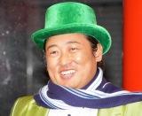 BSスカパー!の特番『NMB48のナイショで限界突破!〜ボコスカガチンコ対決〜』収録に参加した秋山竜次 (C)ORICON NewS inc.