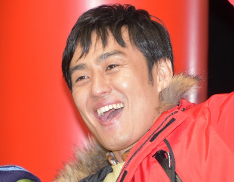 BSスカパー!の特番『NMB48のナイショで限界突破!〜ボコスカガチンコ対決〜』収録に参加した山本博 (C)ORICON NewS inc.