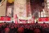 「コカ・コーラ」は、SHIBUYA109 前のイベントステージで「3、2、1、コークであけおめ!」でカンパイするカウントダウンを実施する。