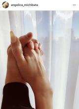 結婚を発表した道端アンジェリカ(写真はインスタグラムより)