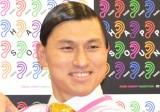 ニッポン放送『第43回 ラジオ・チャリティ・ミュージックソン』終了後会見に出席したオードリー・春日俊彰(C)ORICON NewS inc.