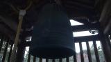 滋賀県・大津市の三井寺の鐘(C)テレビ東京