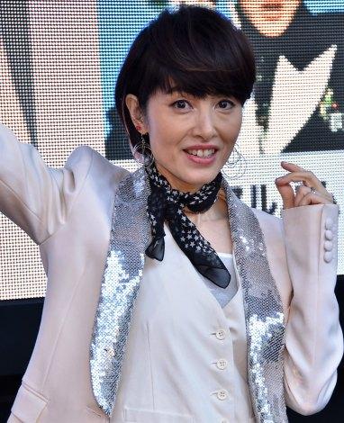 「ダンシング・ヒーロー・ジ・アーカイブス」発売記念イベントを開催した荻野目洋子 (C)ORICON NewS inc.