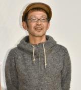 映画『二十六夜待ち』初日舞台あいさつに出席した越川道夫監督 (C)ORICON NewS inc.