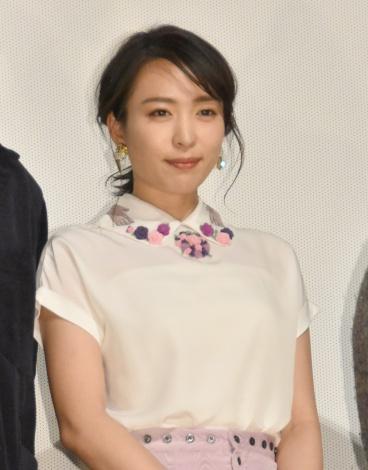 映画『二十六夜待ち』初日舞台あいさつに出席した黒川芽以 (C)ORICON NewS inc.