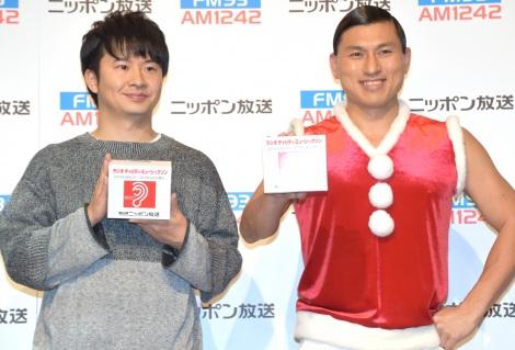 オードリー(左から)若林正恭・春日俊彰 (C)ORICON NewS inc.