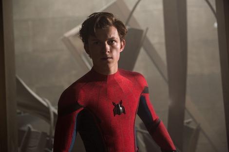 『スパイダーマン:ホームカミング』に出演したトム・ホランド