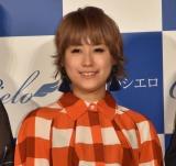 『電話占いシエロ 開運占いトークショー』に出席したIMALU (C)ORICON NewS inc.