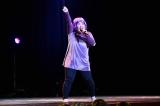 ゆりやんレトリィバァ=『第5回 全国小・中学校リズムダンスふれあいコンクール』 (C)TBS