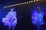 M4.パジャマドライブ(左から松井珠理奈、渡辺麻友、山本彩)(C)AKS