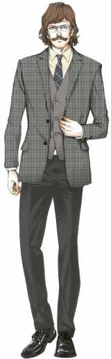 『劇場版Infini-T Force/ガッチャマン さらば友よ』(2018年2月24公開)南部博士 (C)タツノコプロ/Infini-T Force製作委員会