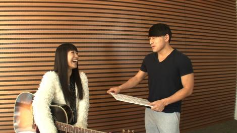 オードリー・春日俊彰(右)に応援ソングを送ったmiwa (C)日本テレビ